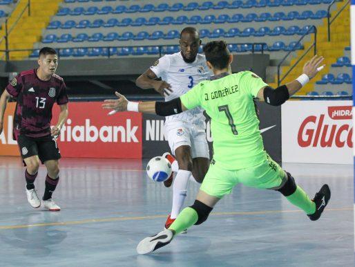 Panamá derrota a México y avanza a cuartos en el premundial de futsal