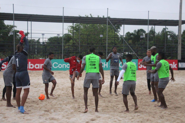 Panamá se mide hoy a EE.UU por los cuartos de final del fútbol playa