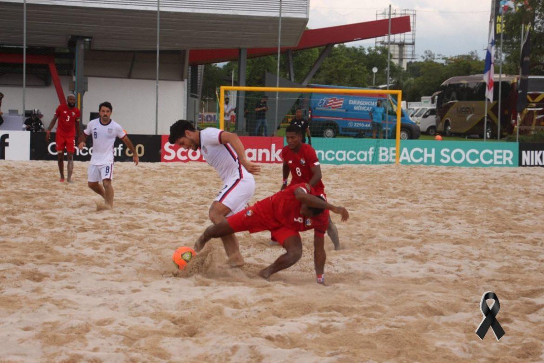 Panamá es eliminada del premundial de fútbol playa
