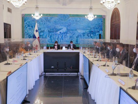 Comité Consultivo del Gabinete Logístico celebra tercera reunión ordinaria