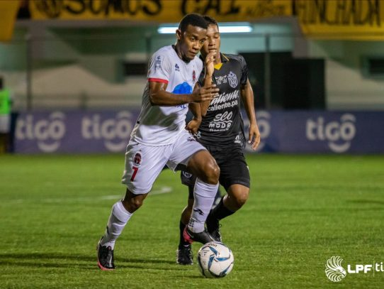Definidas las semifinales de la Liga Panameña de Fútbol