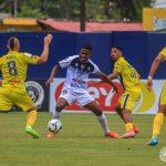 Veraguas CD y Universitario empatan en la ida de las semifinales de la LPF