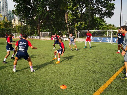 Selección de Panamá inicia microciclo de entrenamientos