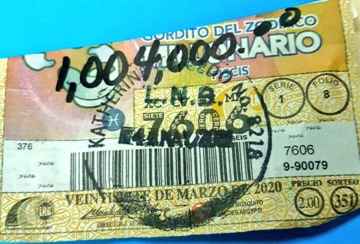 Ministerio Público adelanta investigación por presuntas irregularidades en la Lotería