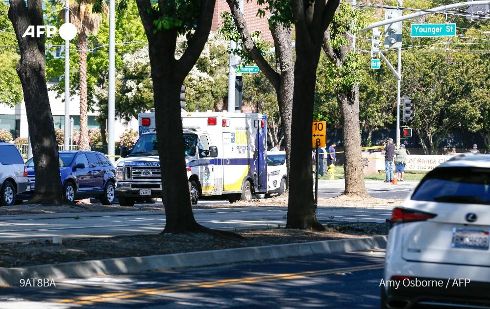 Al menos ocho muertos en tiroteo en instalaciones ferroviarias en California