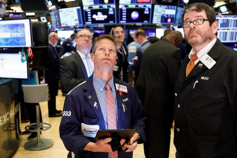 Wall Street cerró una semana volátil entre la inflación y las actas de la Fed