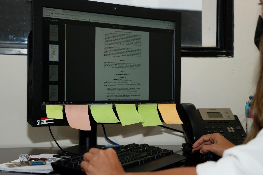 SIGOT: innovación en línea para trámites de procesos en Ordenamiento Territorial