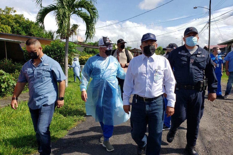 Continúa aumento de capacidad hospitalaria en Chiriquí