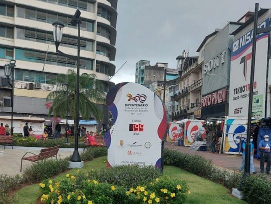 Alcaldía de Panamá y la cuenta regresiva para el Bicentenario