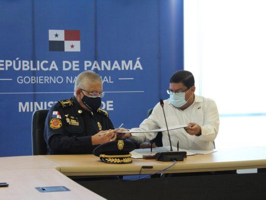 En el marco del Bicentenario, BCBRP y MiCultura firmaron convenio de cooperación y asistencia