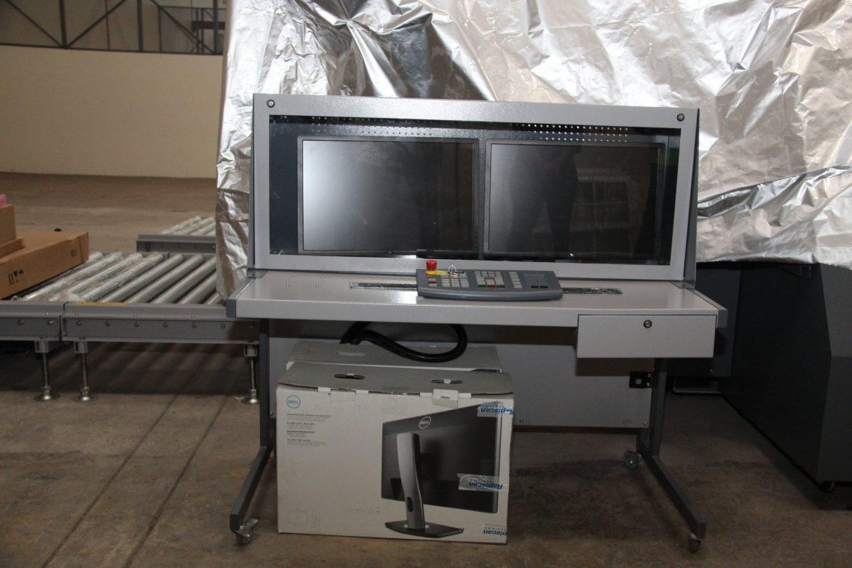 EE.UU dona escáner para revisión en zona de carga aeroportuaria