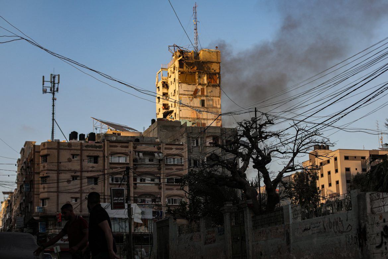 Las mentiras en redes sociales exacerban el conflicto palestino-israelí