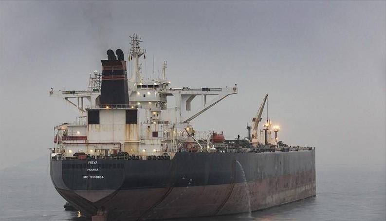 Indonesia libera buques petroleros de Irán y Panamá