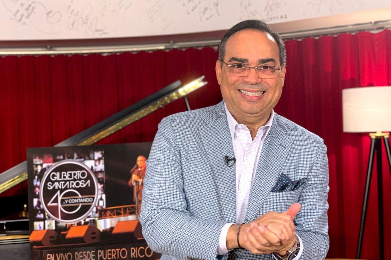 Gilberto Santa Rosa será el primer artista en actuar en el Coliseo de Puerto Rico