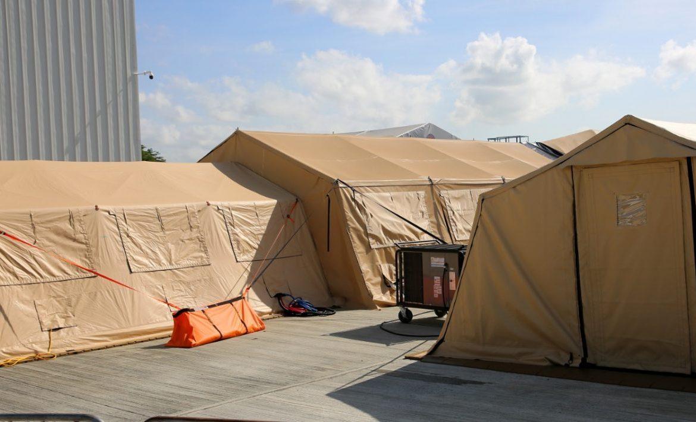 Panamá entrega unidad móvil de atención médica a Costa Rica