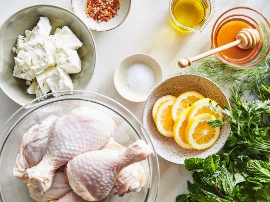 Pollo pegajoso, dulce y sabroso: sin necesidad de usar tenedor