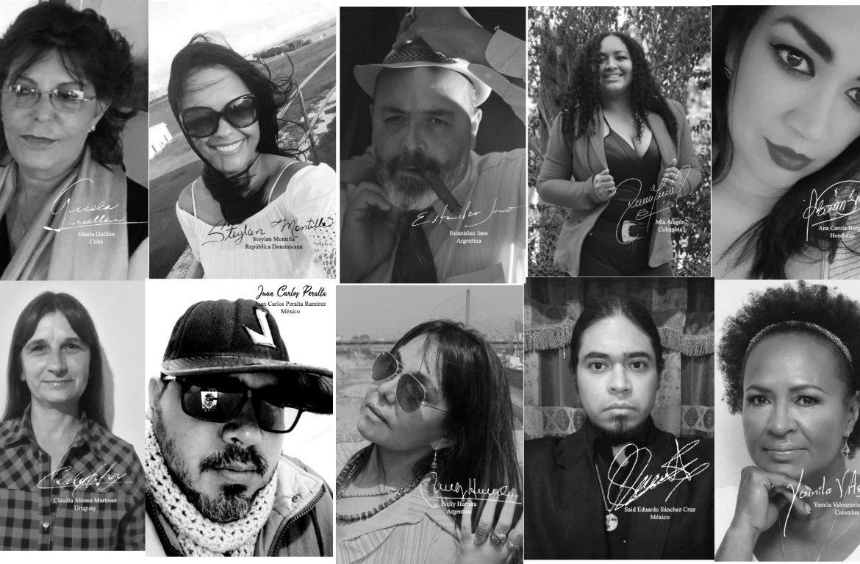 """""""12 Poetas Latinoamericanos"""" unidos en el camino de la poesía"""