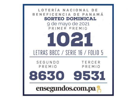 Resultados del sorteo de la LNB de hoy, domingo 9 de mayo de 2021