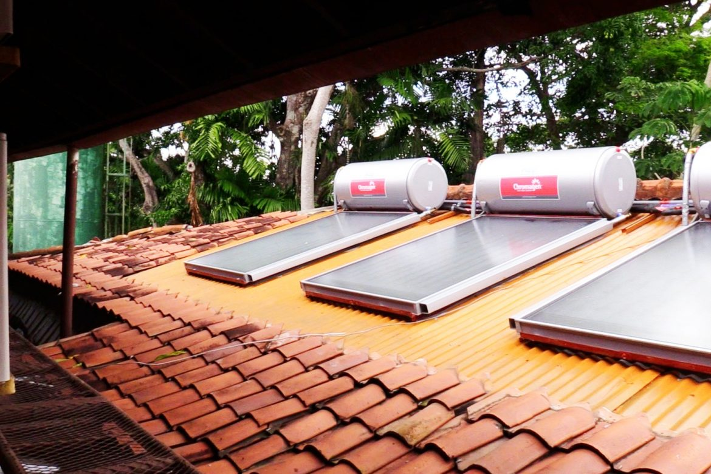Energía solar térmica se usará en hoteles