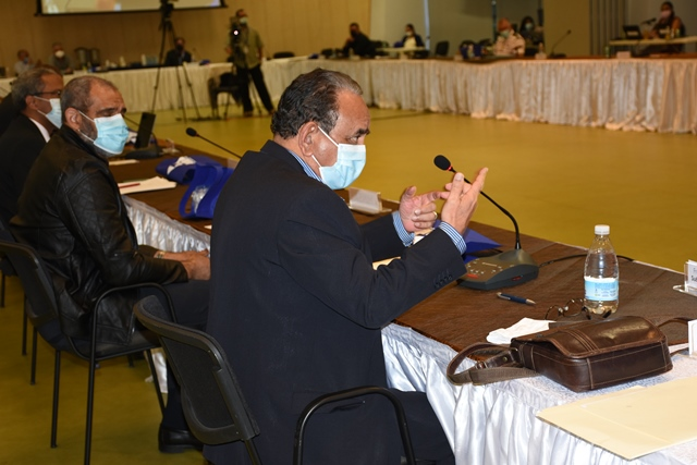 Representantes de fondos de pensiones participan en Plenaria de Mesa del Diálogo por la CSS
