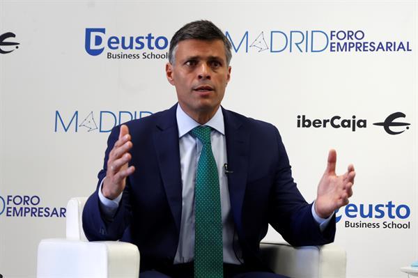López se pone a disposición de la justicia española ante su posible extradición