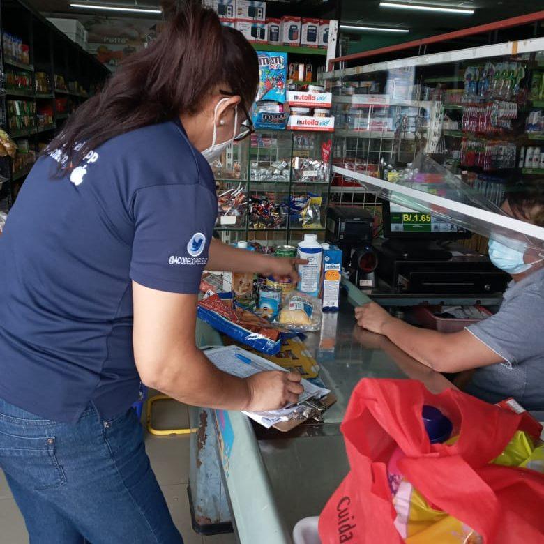 Acodeco detectó más de 1,600 productos vencidos en Los Santos