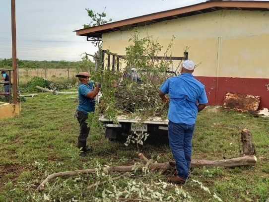 Se reactiva granja agrícola y pista de equinoterapia en Antón