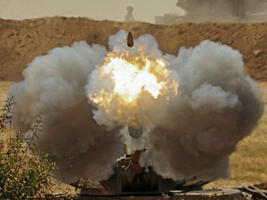 Israel y Hamás aprueban un cese del fuego en Gaza