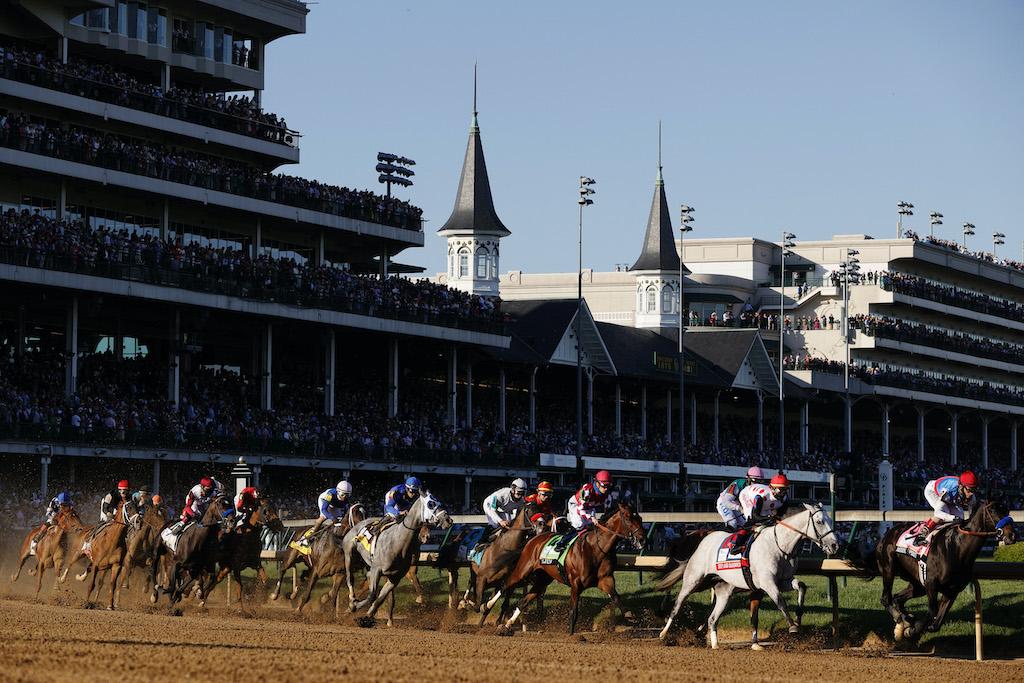 Medina Spirit brindó a Baffert el récord de victorias en el Derby de Kentucky