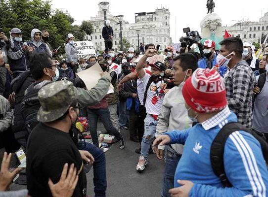 El miedo al comunismo concentró en Lima a miles de votantes de Keiko Fujimori
