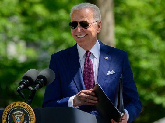 La moda y el estilo de los 100 días de la presidencia de Biden