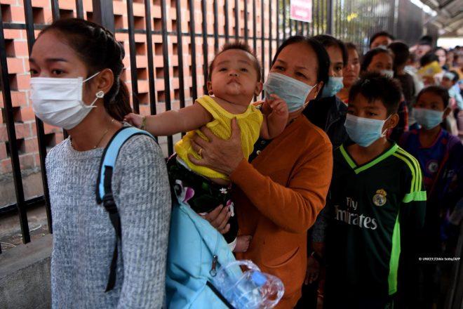 SICA: Cuatro países de Centroamérica con 7.7 millones de personas en crisis alimentaria