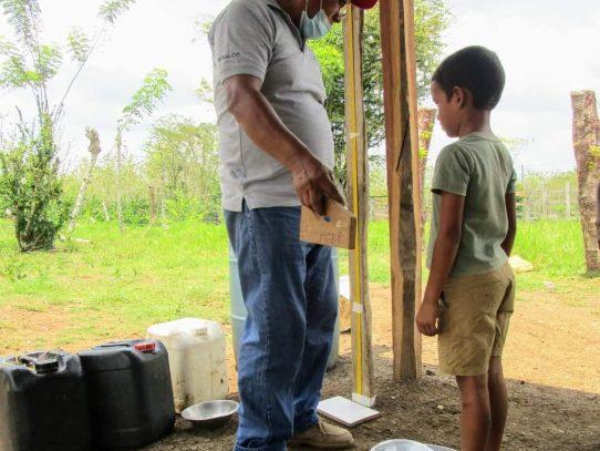 Aun en pandemia, la Fundación Pro Niños del Darién promueve su Programa Padrinazgo