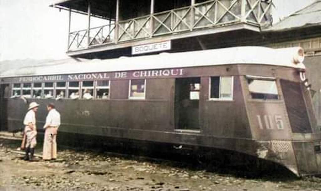 ferrocarril nacional de chiriqui