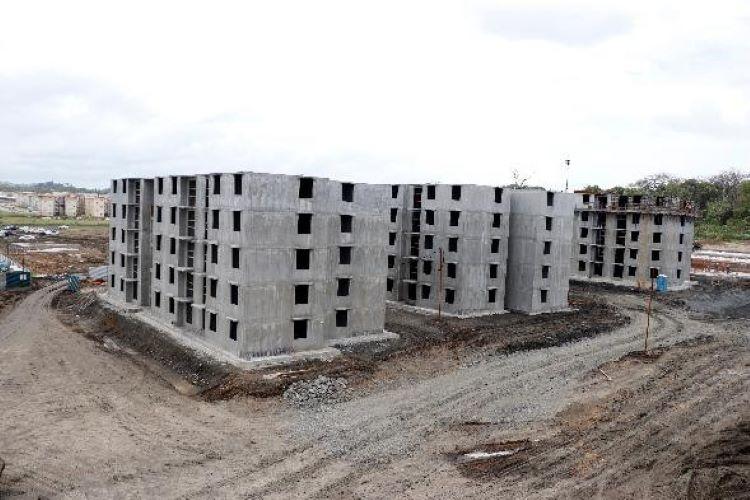 Proyecto Altos de Los Lagos-Segunda Etapa reporta 11 torres en obra gris