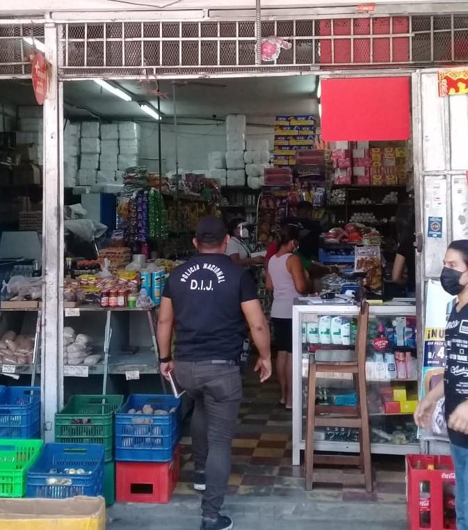 Decomisan medicamentos en Barrio Chino