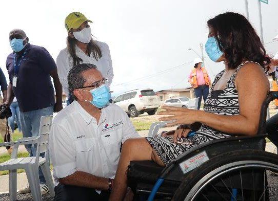Soluciones de vivienda del Miviot benefician a 299 personas con discapacidad