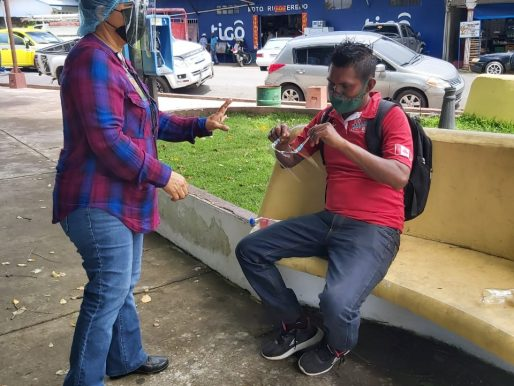 Refuerzan medidas de bioseguridad en frontera tico-panameña