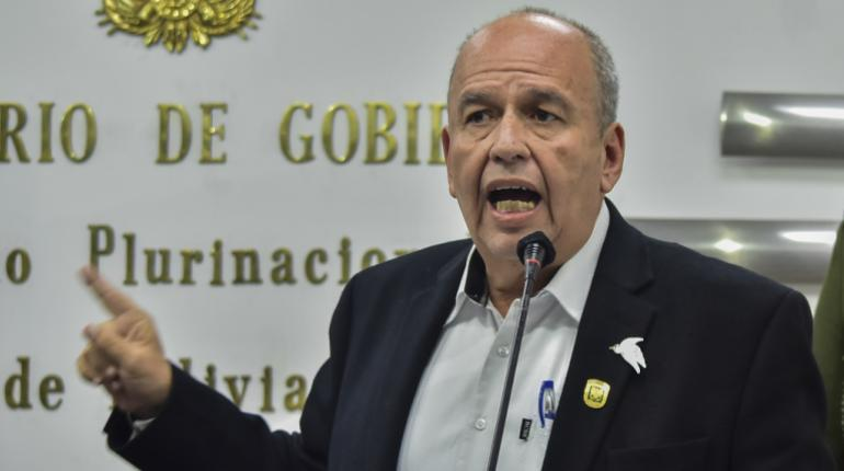 Exministro del gobierno interino de Bolivia inculpado de corrupción en EE.UU