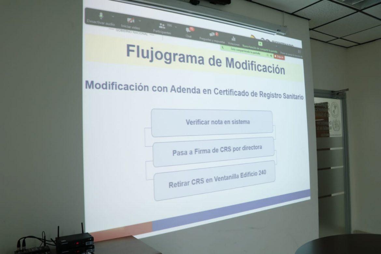 Dirección de Farmacia y Drogas busca agilizar trámites de registro sanitario