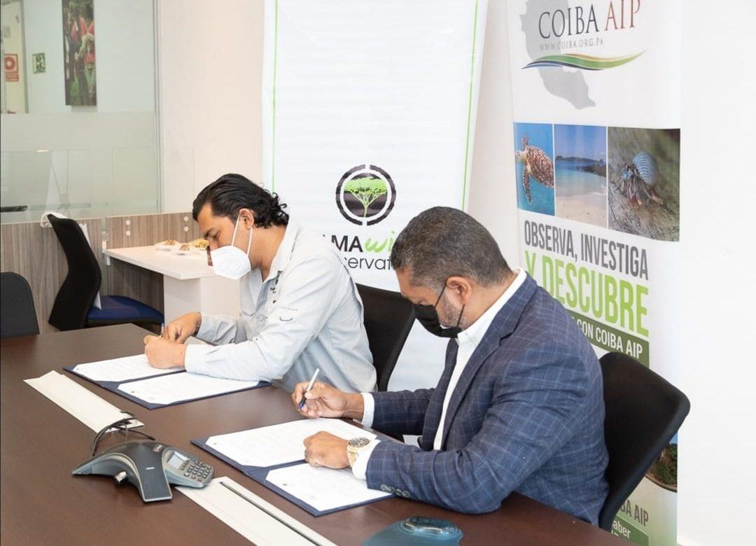 Acuerdo científico busca preservación de Parque Nacional Coiba