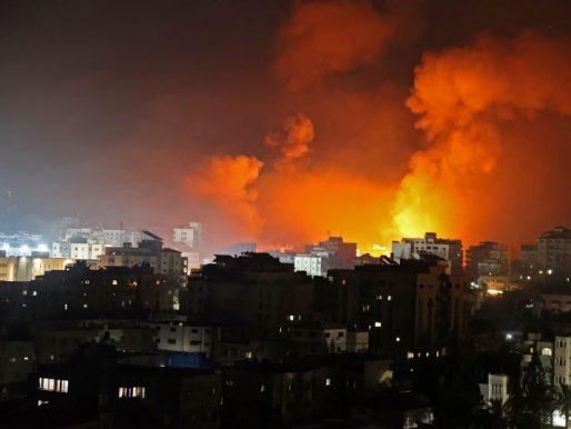"""Jefe de la ONU """"consternado"""" y """"afectado"""" por los ataques de Israel sobre Gaza"""