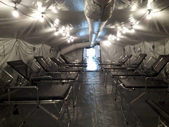 Panamá reforzará capacidad hospitalaria con hospitales de campaña donados por EE.UU.