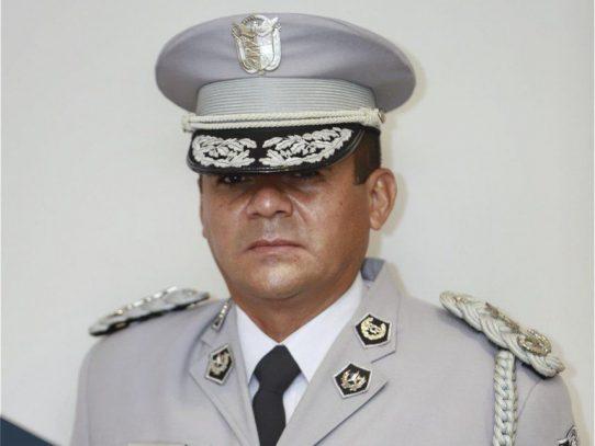 Comisionado John Dornheim nuevo director de la Policía Nacional