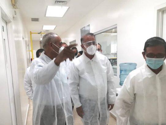 Panamá inaugura moderno laboratorio para analizar carne de exportación