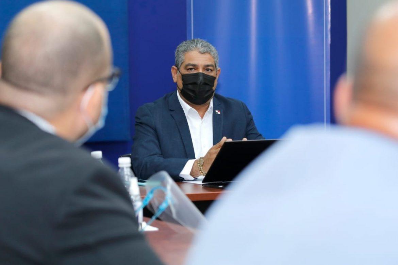 Autoridades de salud se reúnen para analizar panorama de la pandemia