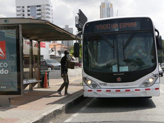 A 80% aumentará capacidad en transporte público de pasajeros