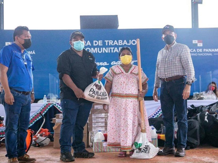 Gobierno impulsa el desarrollo agrícola en Kankintú