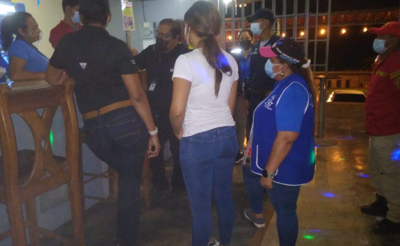 MINSA cierra local en Panamá Oeste