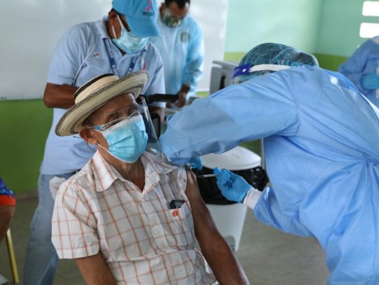 MINSA ha colocado 58,805 dosis de vacunas contra la influenza